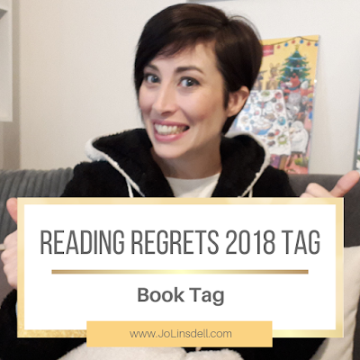 Reading Regrets 2018 Tag