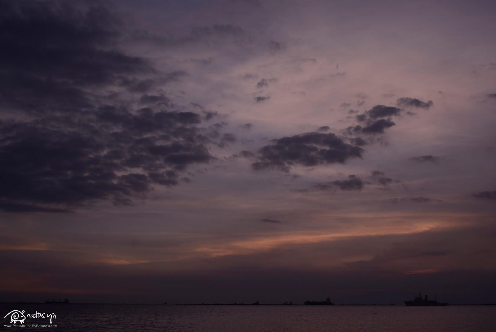 Sunset in Manila Bay featuring Tokina RMC 28mm f/2.8