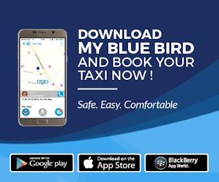 Aplikasi Taxi Reservation Bluebird