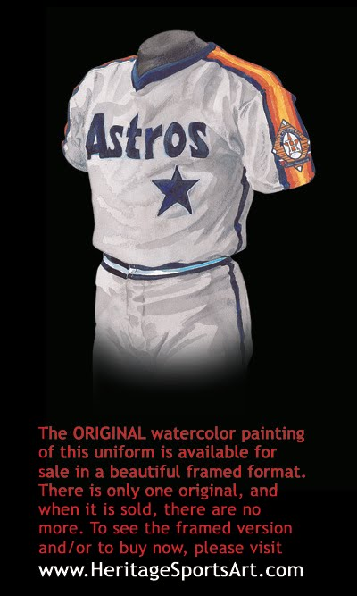 new style 48e6f d250a Houston Astros Uniform and Team History | Heritage Uniforms ...