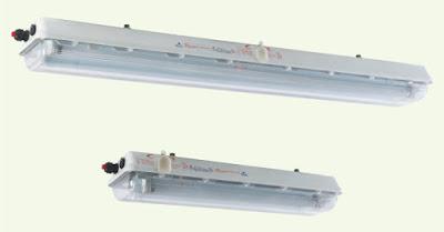 lampu fluorescent explosionproof warom bay51q series