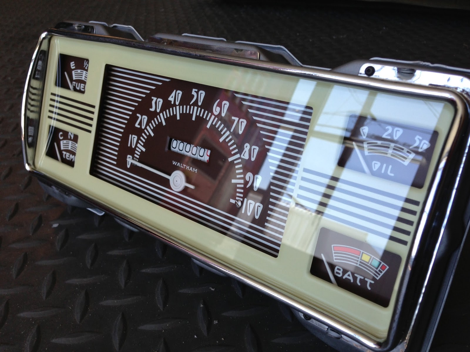 Just Dashes Production Center: 1940 Ford Pickup Gauge ...