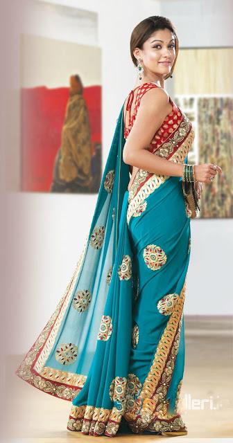 Nayantara Saree