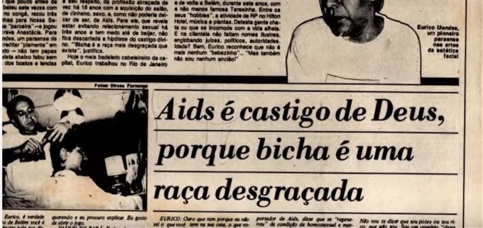 Documentário brasileiro conta a história do HIV e da AIDS