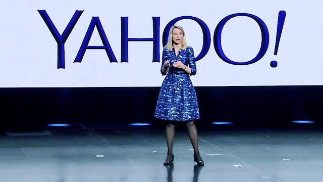 Marissa Mayer, está a tomar medidas drásticas para salvar o Yahoo