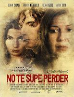 Poster de No te Supe Perder