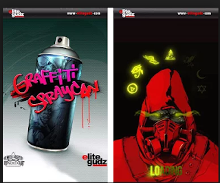 spray can apk draw graffiti
