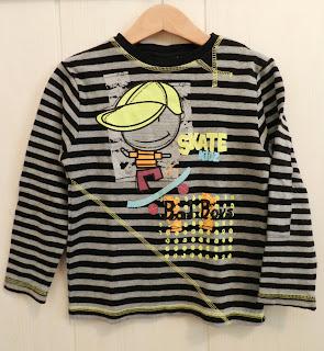 Camiseta Tuc Tuc, Camiseta niño, segunda mano, ropa invierno, Tuc Tuc, donde duerme el arcoiris