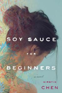 Cover art for Soy Sauce for Beginners by Kirstin Chen