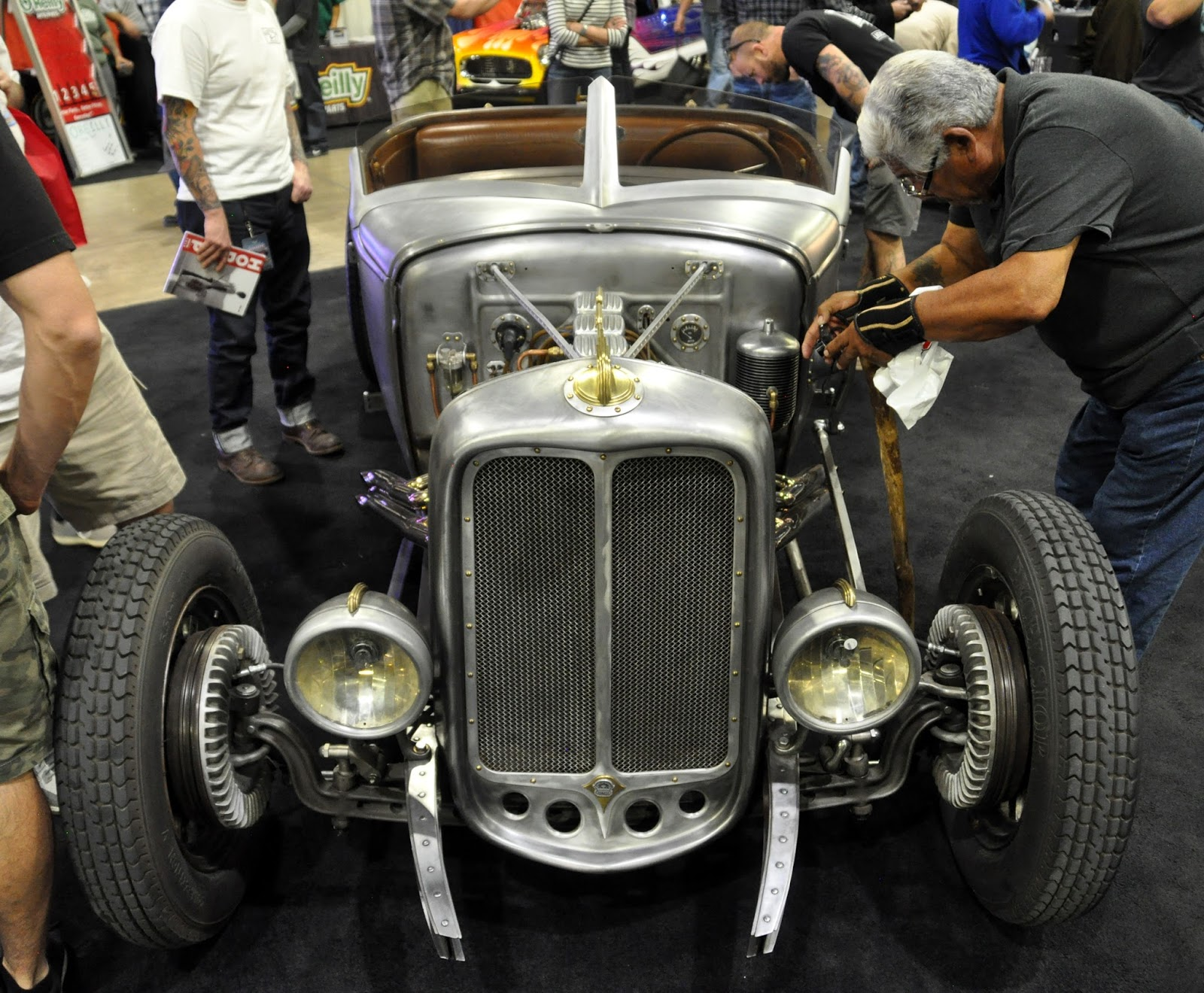 Just A Car Guy: Hollywood Hot Rods made last years AMBR winner, and ...