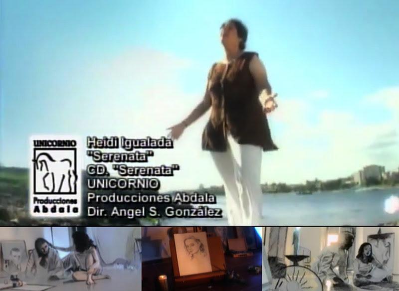 Heidi Igualada - ¨Serenata¨ - Videoclip - Dirección: Ángel S. González. Portal Del Vídeo Clip Cubano - 01