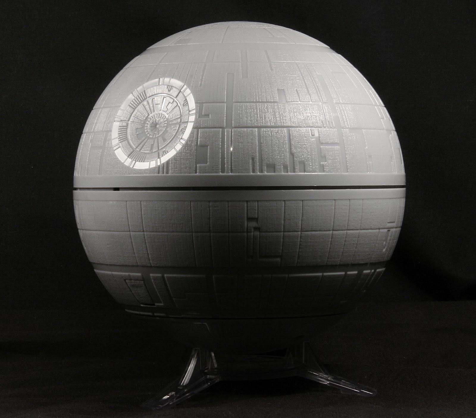 Kisho Meteora Star Wars Collector Death Star Planetarium
