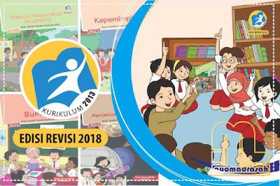 Buku K13 Kelas 6 Semester 2 SD/MI Revisi 2018