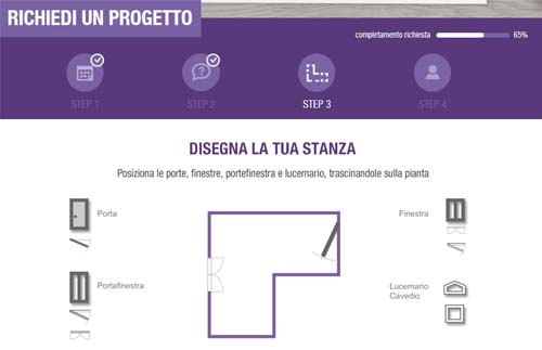 Un architetto online gratis con Leroy Merlin - Arredamento facile