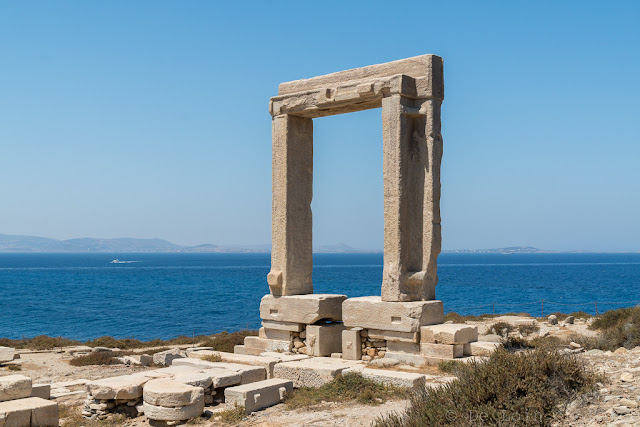 Temple d'Apollon-Chora-Naxos-Cyclades