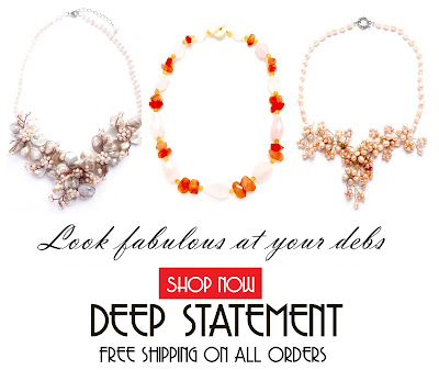debs accessories unique statement necklaces ireland