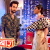 Anika and Shivaay's pool side romance In Star Plus Ishqbaaz