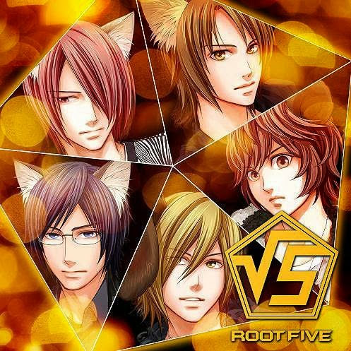 Root Five – MERRY GO ROUND Root 5 (√5)