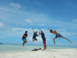 pulau kecil wisata kaimunjawa