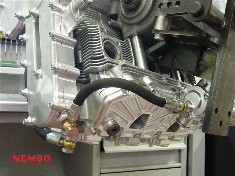 Nembo Upside Down Engine