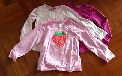 Camisetas de niños