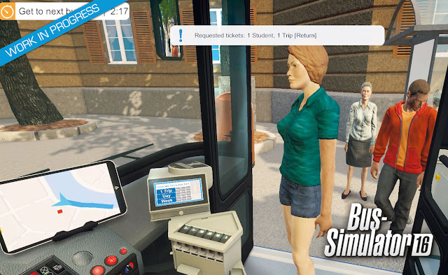 Download Game Bus Simulator 16 Full Version