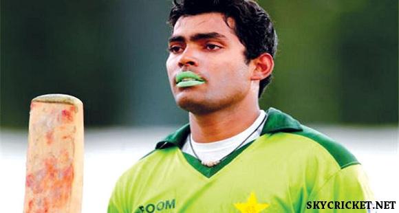 Umar Akmal back in Pakistan T20 squad
