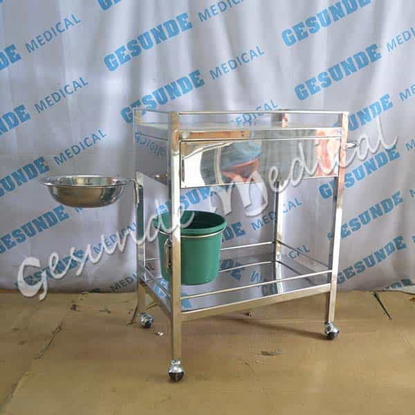 toko trolley stainless steel