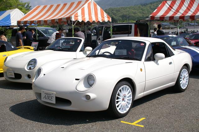 Mazda MX-5, Miata, Eunos Roadster, tuning, 日本車, スポーツカー, オープンカー, マツダ, NA, NC, Esqueleto, JDM