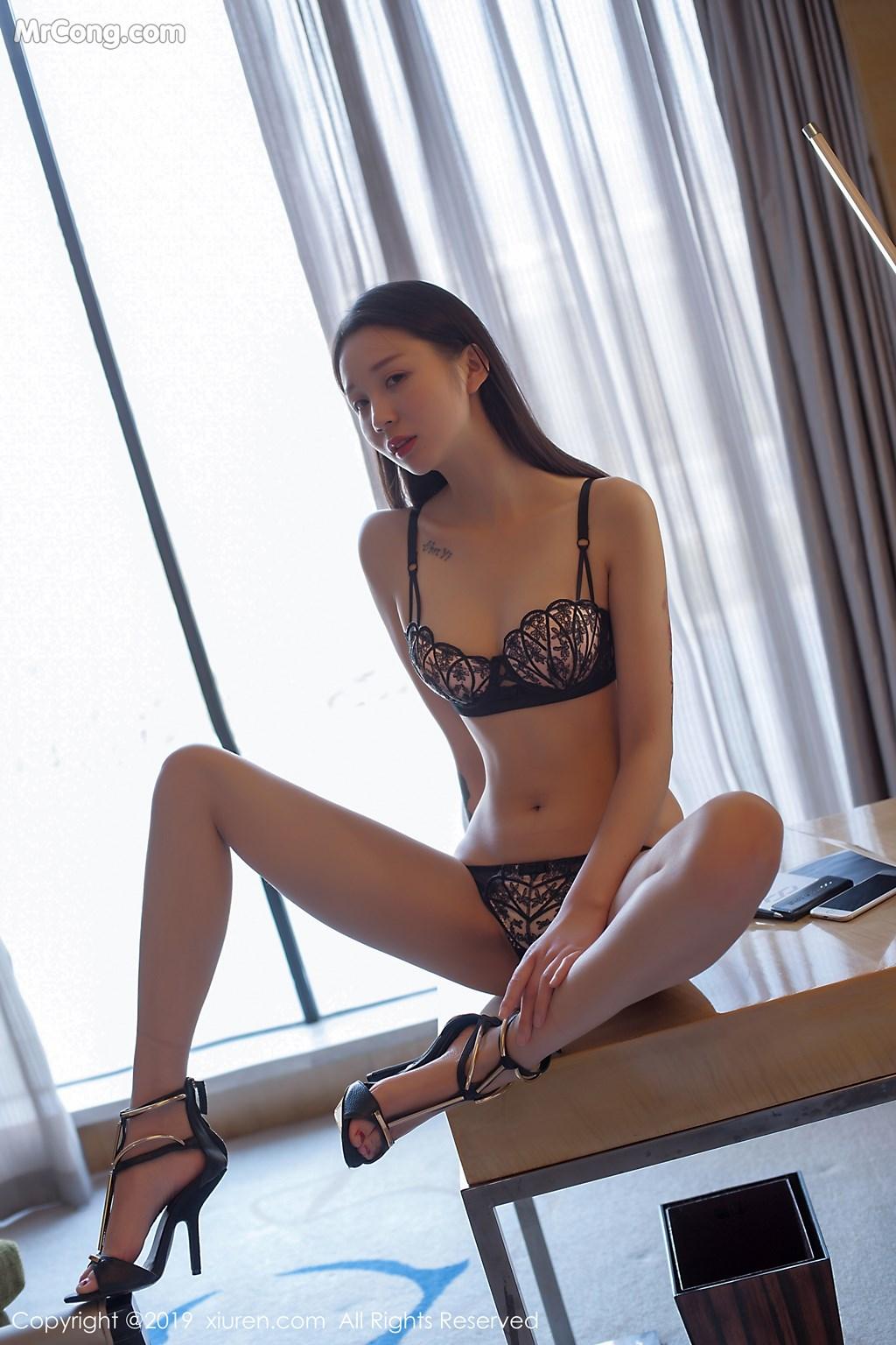 XIUREN No.1682: Bo Mo (白沫) (43P)