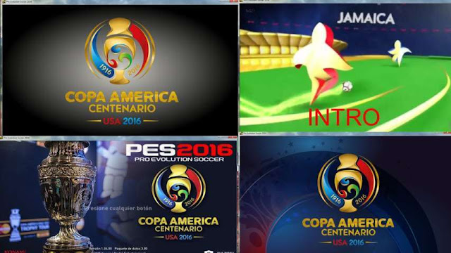 PES 2016 Scoreboard Copa America Centenario 2016