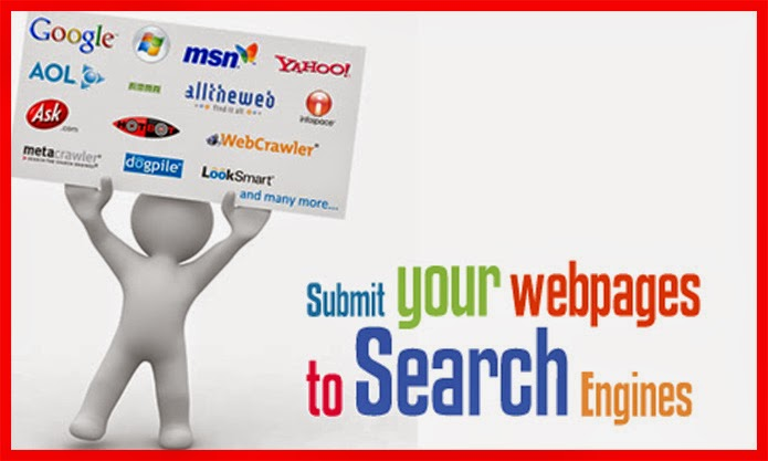 Submit Your site to search engines for FREE