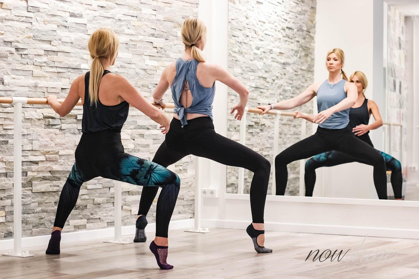 Ballett Barre Workout sponsored by Krombacher Alkoholfrei