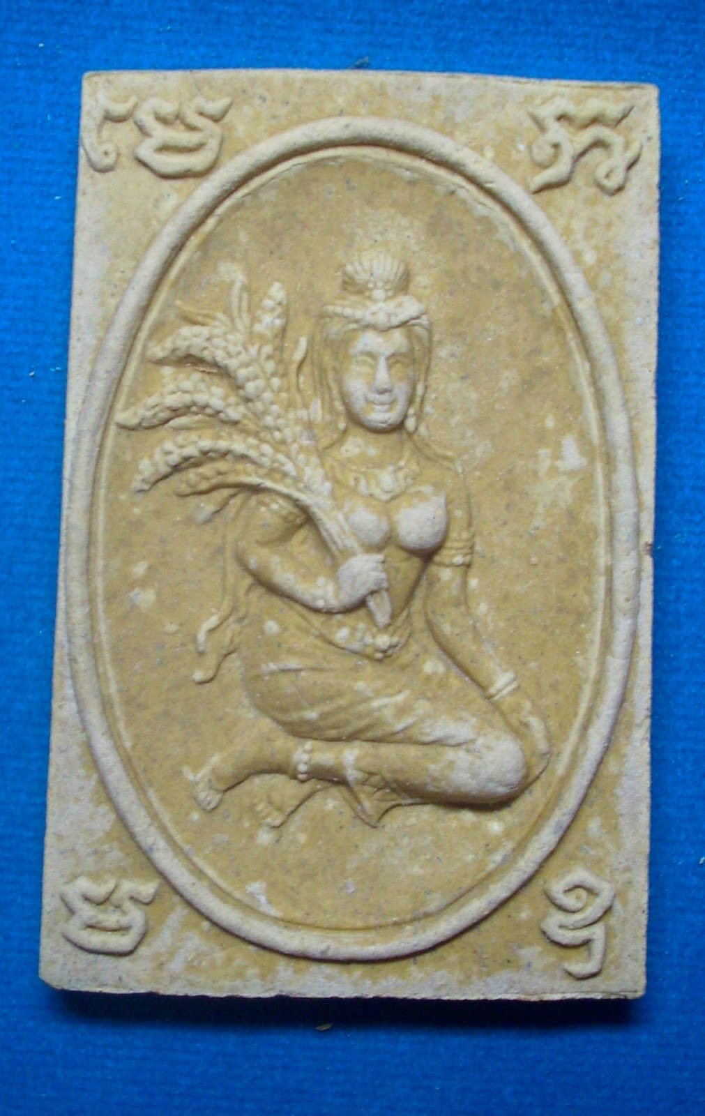 thai somdej amulet luang por tong kam intawaso