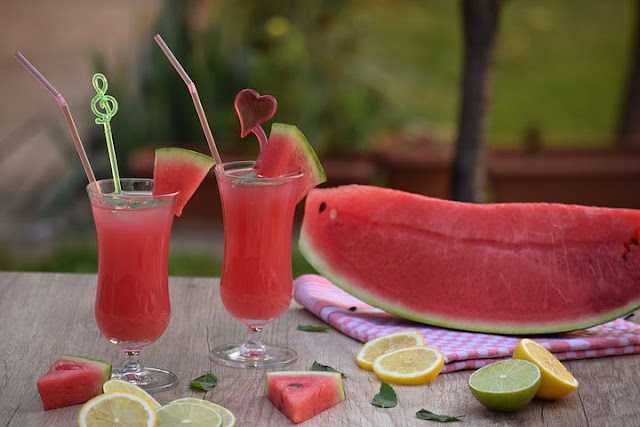 Health benefit's of Watermelon / (delicious, refreshing fruits)
