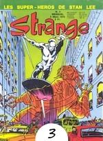 Strange n° 3