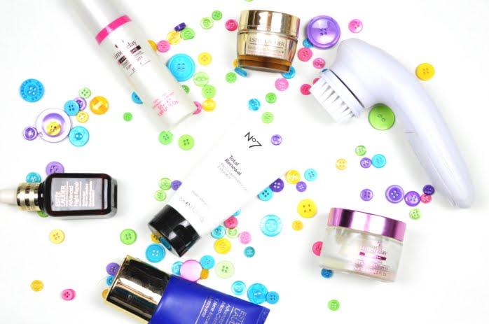 Skincare, Morning, Routine, Products, Estee Lauder, Serum, Exfoliation, Boots, Moisturiser, Cleanser