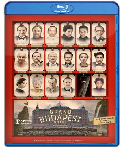 The Grand Budapest Hotel 1080p HD Latino