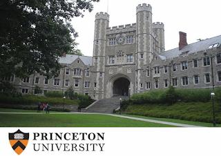 universitas terbaik di dunia 2017 - princeton university