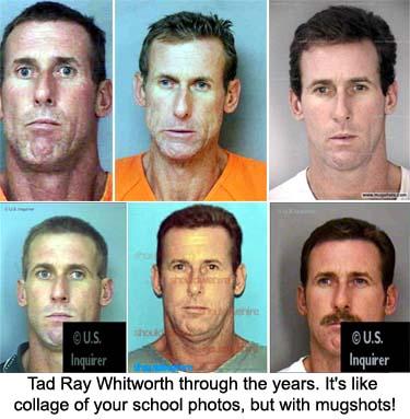 Four legged friends (and enemies): Florida: Tad Whitworth, 49