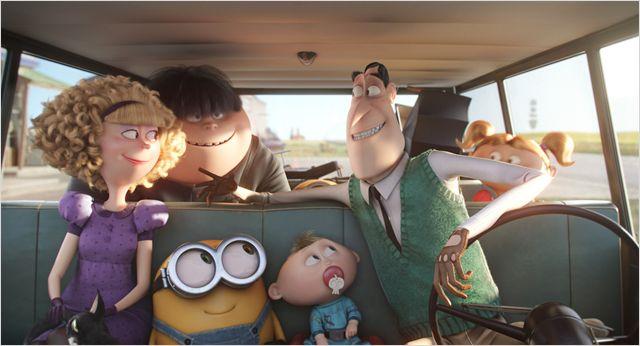 Los Minions 3 de julio en cines