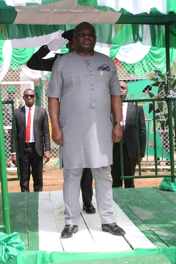 @GovernorIkpeazu makes first three appointments.