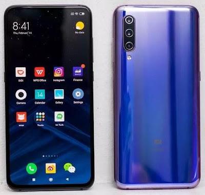 Spesifikasi Xiaomi Mi 9 Terbaru 2019