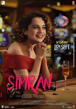 Simran (2017) Movie Poster