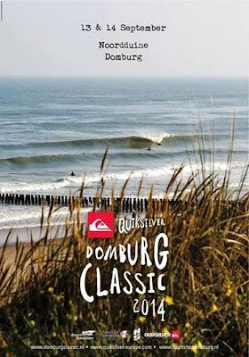 Surf Contest Domburg Classic 2014