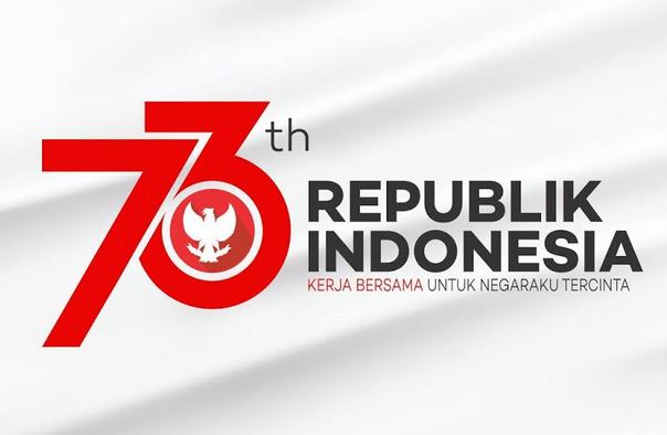 Logo HUT RI Ke 74 Hari Kemerdekaan RI Ke 74 Tahun 2019