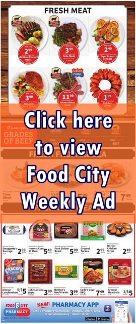 Food City Weekly Ad