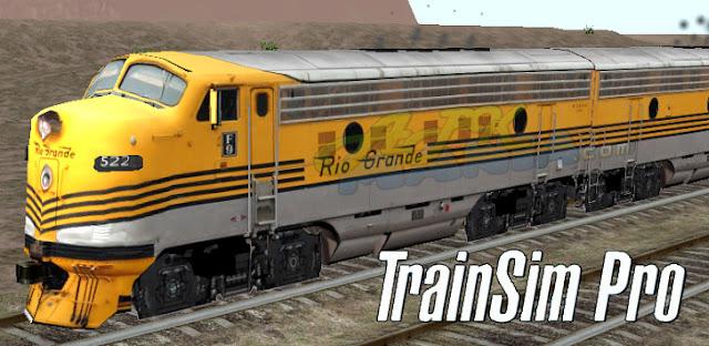 Train Sim Pro v3.8.7 Apk Full