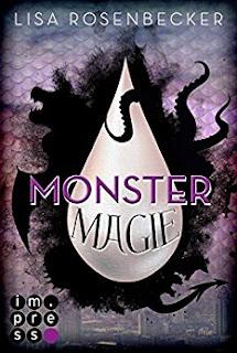 Neuerscheinungen im Jänner 2018 #1 - Monstermagie von Lisa Rosenbecker