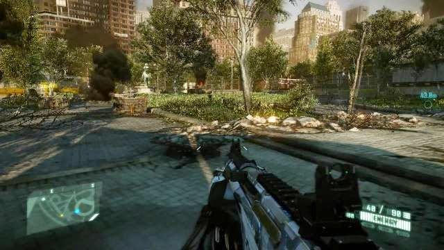 Crysis 2 PC Games Screenshots